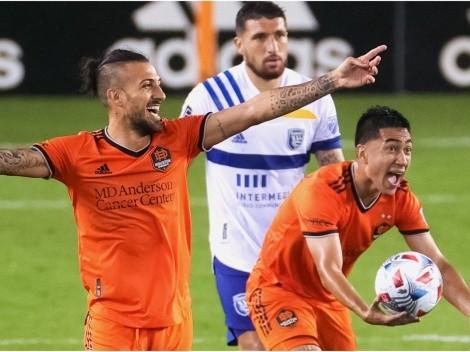 San Jose Earthquakes no pudo en el debut de La Chofis López