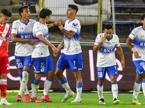 Universidad Católica vuelve al liderato en el Campeonato Nacional