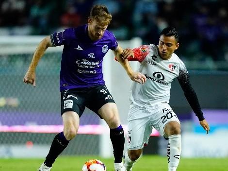 Atlas y Mazatlán dividieron puntos en Sinaloa