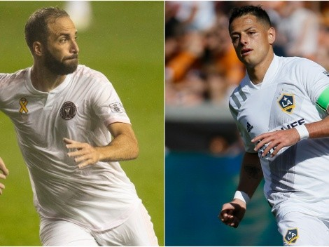 Inter Miami and LA Galaxy clash in exciting 2021 MLS Week 1 match