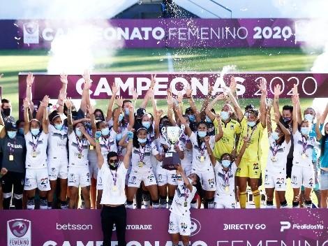 ANFP define fecha de inicio y formato de la Primera del Fútbol Femenino