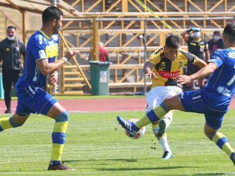 ¡De cabeza al liderato! Coquimbo Unido derrota en el último segundo a Barnechea