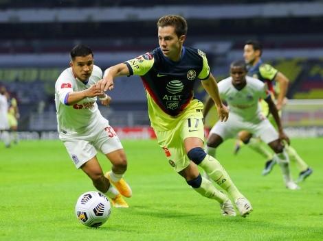 Sebastián Córdova no jugará frente a Cruz Azul