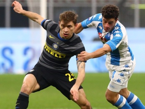 Napoli host Serie A leaders Inter in a Round 31 derby game