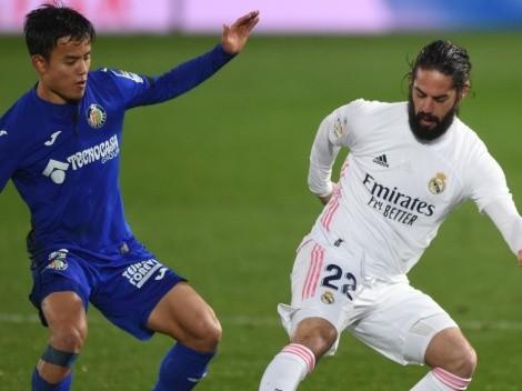 Getafe receive Real Madrid in La Liga Round 33