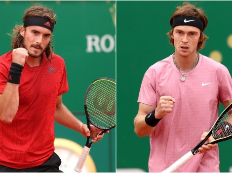 Stefanos Tsitsipas vs Andrey Rublev: Preview, predictions, odds and how to watch 2021 Monte-Carlo Masters Final today