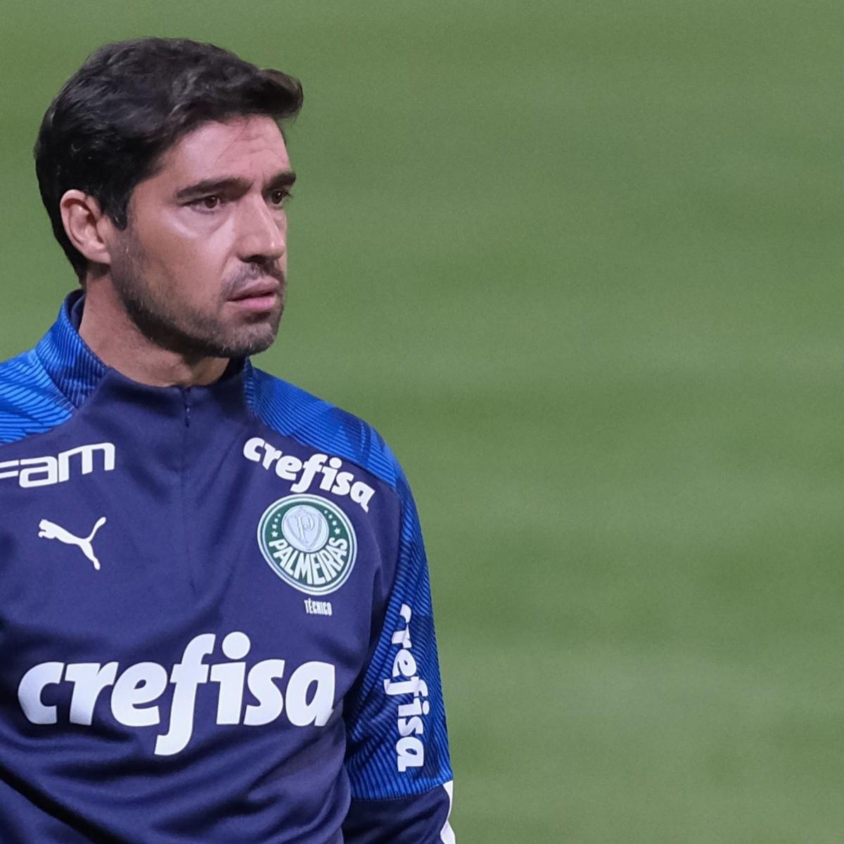 Meio-campista com salário de R$ 650 mil fica cotado para deixar o Palmeiras  e Abel pode ter baixa no elenco