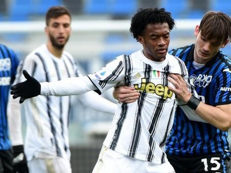 Juventus extrañó a Cristiano Ronaldo y perdió 1 a 0 con Atalanta