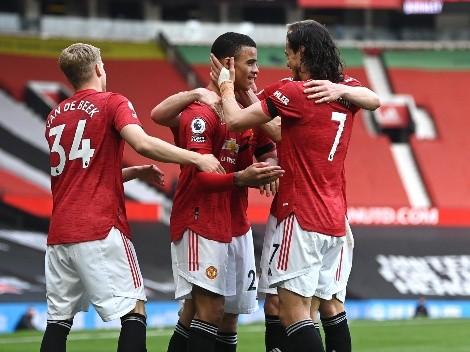 No le da respiro al City: el United sacó pecho y le ganó 3 a 1 al Burnley