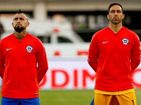 ¿Se ponen en la buena? Vidal sorprendió viendo el partido de Bravo