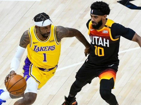 Los Angeles Lakers and Utah Jazz clash off for third time in the 2020/21 NBA