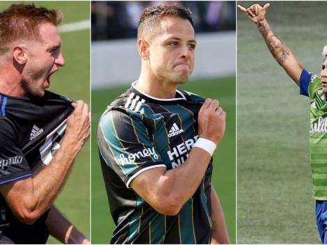 Los jugadores más destacados de la Semana 1 en MLS
