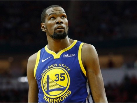 Kevin Durant finally reveals why he joined the Golden State Warriors