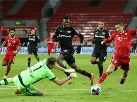 Bayern and Bayer face off again for the Bundesliga