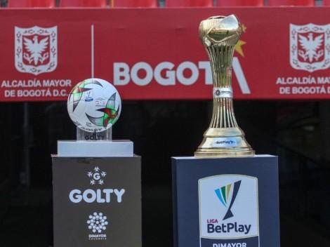 Todo definido: así se jugarán las finales de la Liga BetPlay 2021