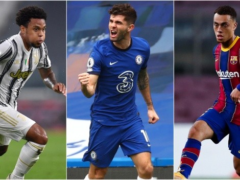 Super League: USMNT players who could miss the next World Cup