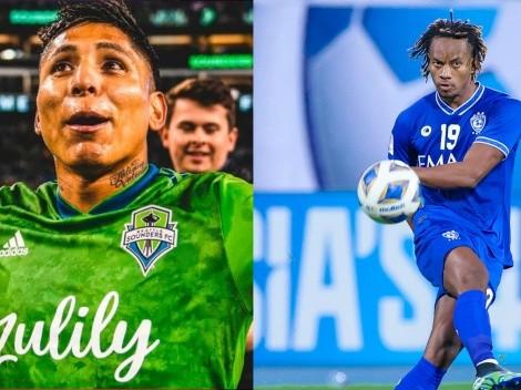 Los mejores del fin de semana: Raúl Ruidíaz y André Carrillo reconocidos en sus torneos