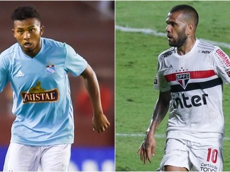 Sao Paulo visit Sporting Cristal to begin Copa Libertadores 2021 campaign