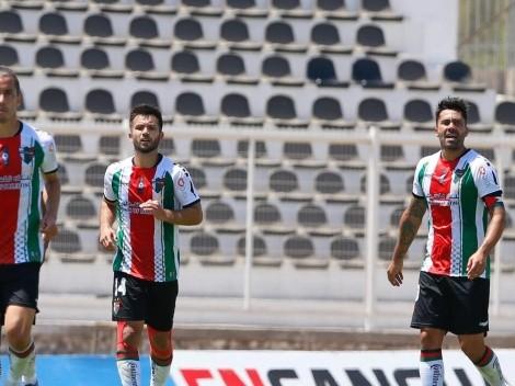Palestino debuta este jueves ante Libertad por Copa Sudamericana