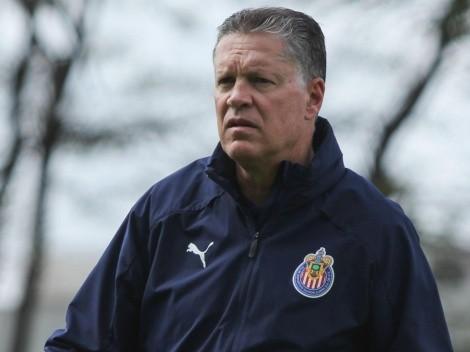 Ricardo Peláez y sus opciones para reforzar la ofensiva de Chivas
