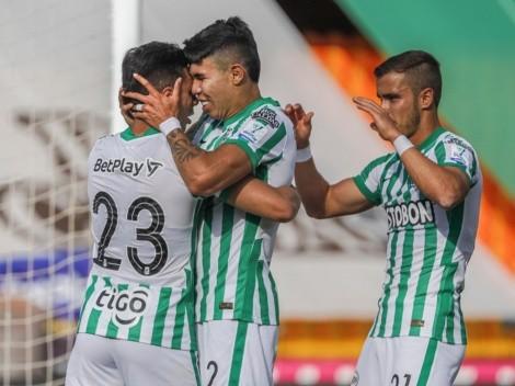 Todo listo: así será el debut de Nacional en la fase de grupos de la Libertadores