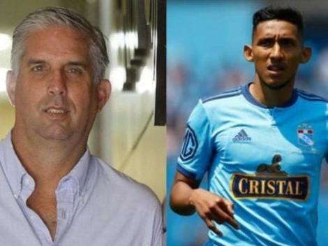 Esperanza: mensaje de Diego Rebagliati para Sporting Cristal por la Libertadores