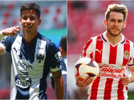 Monterrey and Chivas clash today in pending match for Liga MX 2021