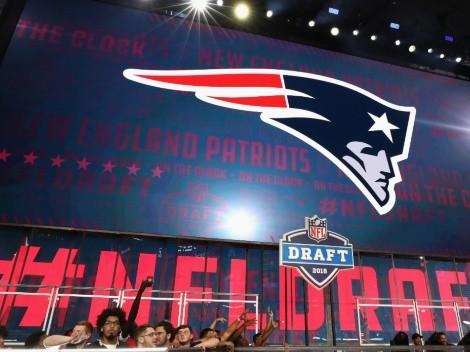 El primer borrador del Draft 2021: Patriots suben y Cowboys no hacen locuras