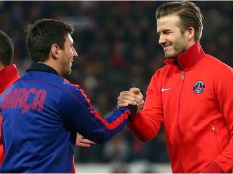 Lionel Messi llegaría al Inter de Miami de David Beckham por una o dos campañas