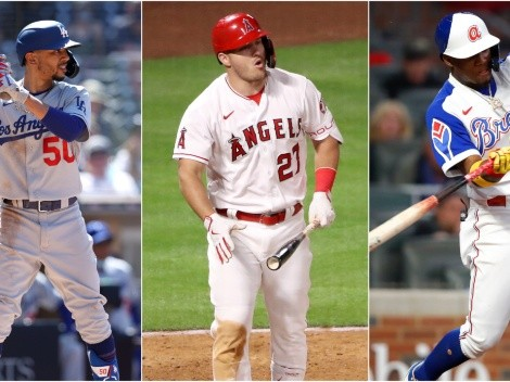 The best hitters in MLB 2021 season
