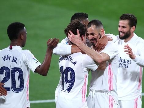 Benzema destrozó al Cádiz en 10 minutos y Real Madrid goleó 3-0