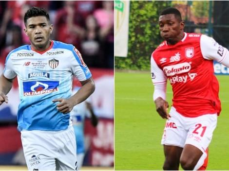 Colombian duel in the Copa Libertadores as Junior host Independiente Santa Fe today