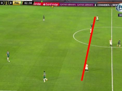 Todos atrás: Ángel David Comizzo manda planteamiento extremadamente defensivo