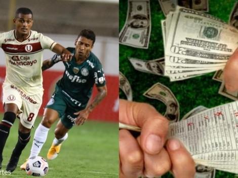 Por apuesta en Universitario vs Palmeiras: hincha casi pierde miles de soles
