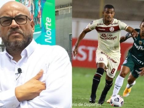 """Mister Peet cuestionó arbitrajes a equipos peruanos: """"Una injusticia"""""""