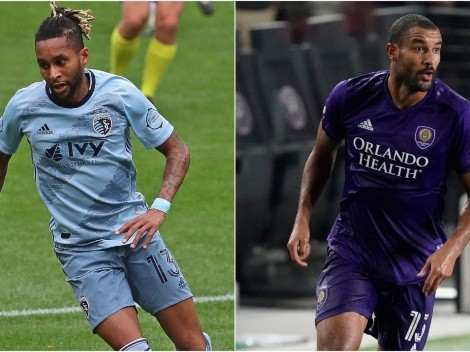 Sporting Kansas City receive Orlando City SC at Children's Mercy Park in Week 2 of 2021 MLS