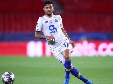 Tecatito Corona, titular en la nueva victoria del Porto