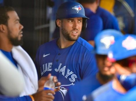 ¡Por fin! George Springer tiene fecha para su esperado debut en Toronto Blue Jays