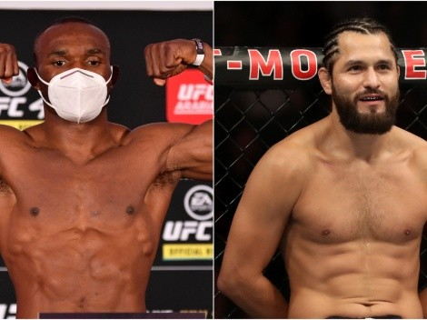 Usman and Masvidal return to the octagon in an exciting UFC 261