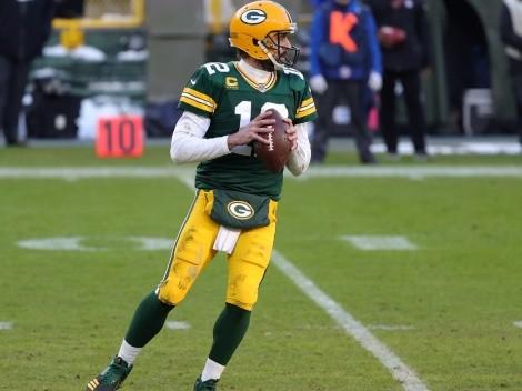 ¿Y si deja la NFL? El éxito de Aaron Rodgers como conductor de TV
