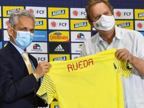 Ahora sí es oficial: ya hay fecha para el debut de Reinaldo Rueda con Colombia