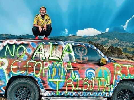 """""""No me dejen solo"""": La Liendra pide ayuda tras hablar contra la Tributaria"""