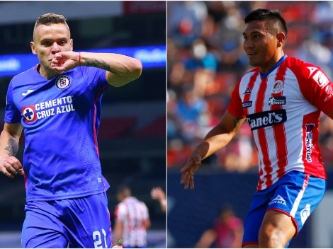 Undefeated Cruz Azul host Atlético San Luis in Round 16 of Liga MX 2021