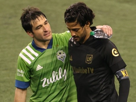 LAFC and the Sounders clash for the first time since the 2020 MLS Playoffs