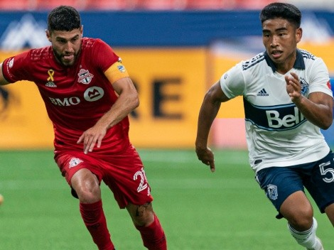 Toronto FC aim for  the first three points in the MLS as they welcome Vancouver Whitecaps
