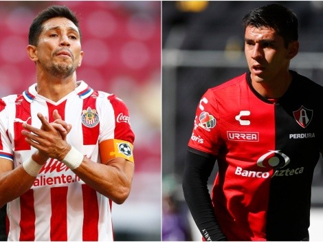 Atlas and Chivas clash in the Clásico Tapatío for the Liga MX 2021