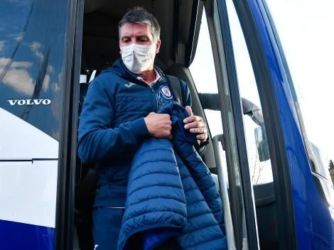 Robert Dante Siboldi dijo que dejó atrás lo sucedido con Cruz Azul