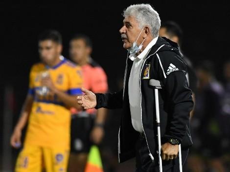A traición: Así se enteraron el 'Tuca' y sus jugadores de su salida de Tigres