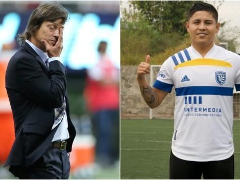 """Por """"culpa"""" de La Chofis: Matías Almeyda le agradece a Chivas"""