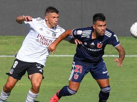 Superclásico 189 Colo Colo vs. U. de Chile EN VIVO por TV y streaming de TNT Sports